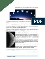 Las Fases de La Luna