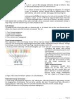 Storage and Information Management - Unit 1 - Management Philosophies