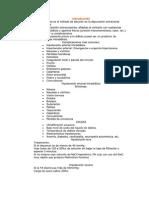 COMPLICACIONES DE HEMODIALISIS