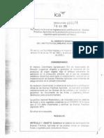 Resolucion ICA 4174 DE 2009