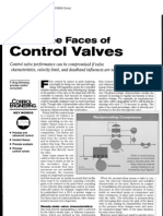 2000_The Three Faces of Control Valves_F Greg Shinskey_Control Engineering