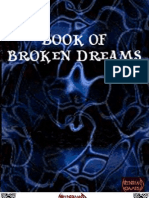 Call of Cthulhu - D20 - Book of Broken Dreams Ins Ani Ties)