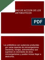 5A MECANISMO de ACCION de Farmacos nos