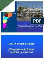 GIK +Ca