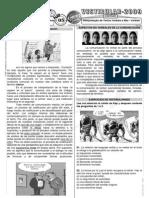 Espanhol - Pré-Vestibular Impacto - Interpretação de Textos Verbais e Não-Verbais II