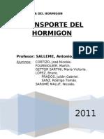 Impr Transporte y Manejo Del Co5creto