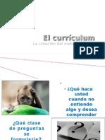 El Curriculum[1]