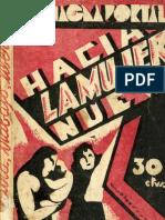1933. Magda Portal - El Aprismo y La Mujer