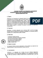 Directiva 029 2005 Mp Fn Identificacion Policial