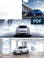 Brochure Hyundai Accent