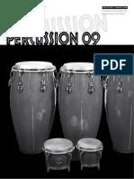 901013055 Percussion VK-Liste Neu 2009