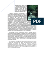 Relieve e Hidrologia