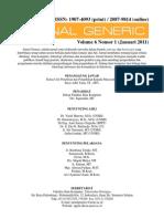 Jurnal Generic Vol 6 No 1 Januari 2011