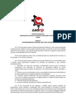 Estatuto da AADEP
