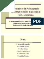 Seminário de Psicoterapia Fenomenológico-Existencial