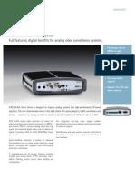 Axis 243 SA Video Server