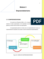 Apostila Do Modulo 3 - Empreendedorismo PDF