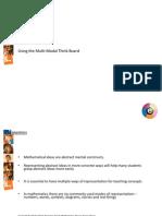 Thinking and Working Mathematically - Delene