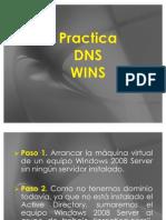 Practica DNS Wins