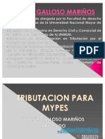 Tributacion Para Mypes_actualizado