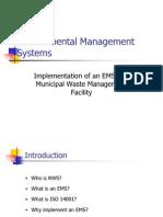 Presentacion ISO14001