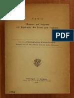 Anrich. Clemens und Origenes als begründer der lehre vom Fegeuer. 1902.