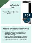 Renewing Socialist Feminism Today Feminist Forum LATEST