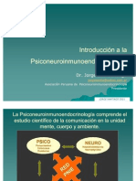 INTRODUCCIÓN A LA PSICONEUROINMUNOENDOCRINOLOGÍA