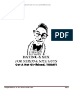 Dating & Sex for Nerds & Nice Guys