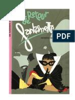 Fantomette Le Retour de Fantomette Georges Chaulet