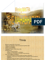 Winning StrategyMahabharat