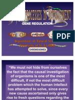 Molecular Processes-gene Regulation