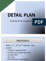 Detail Plan_foundation Day