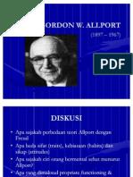 14. Gordon Allport