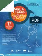 Agua y fuego en los volcanes de La Isleta