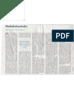 Mistkübelanzünder - Artikel von Elisabeth von Samsonow / Recherche 2/2011