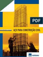 Catálogo Aço para Construção Civil
