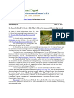 Pa Environment Digest June 13, 2011