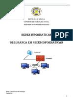 Segurança em redes informaticas - Trabalho de Novas Tecnologias