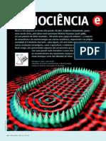 3804452 CIENCIA HOJE Vol 37 n 217 Nano Ciencia e Nanotecnologia