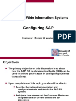 SAP SD Configuration