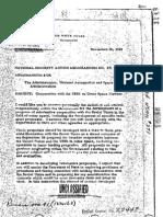 41 John F. Kennedy to Director, CIA, June 1961