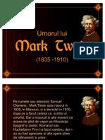 Marc Twain Thinking