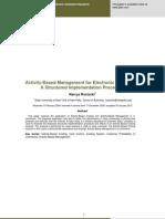 ABC Management e Commerce