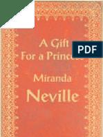 A Gift for a Princess - Miranda Neville