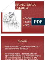 Angina Pectorala Stabila - Tita Andreea