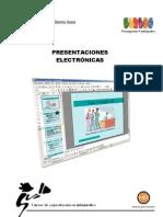 PRESENTACIONES ELECTRÓNICAS 2011