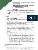 Formato RENAES y Categorizacion 4.1