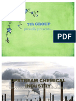 Upstream Chemical Industry