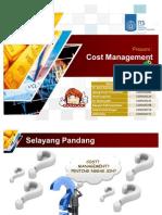 Cost Management Fix